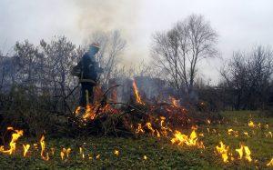 Vatrogasci savjetuju: ne spaljujte biljni otpad već ga ekološki zbrinjavajte