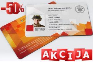 AKCIJA: Članske iskaznice po najpovoljnijim uvjetima!