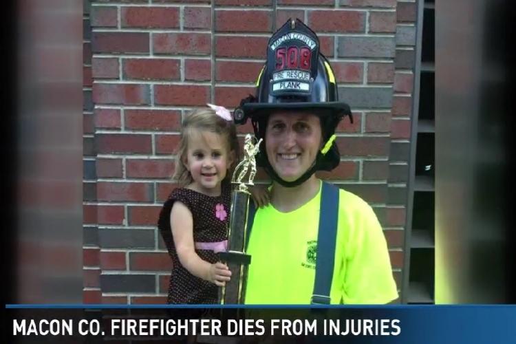 SAD: Vatrogasac poginuo uslijed udarca spojnice u glavu