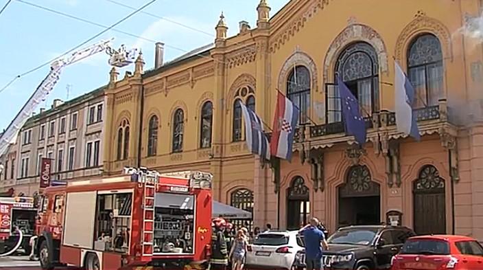 Gornjogradski vatrogasci proslavili vrijednu obljetnicu velikom vježbom