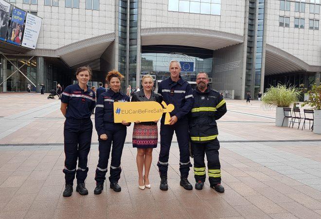 (VIDEO) Petir: Europski građani zaslužuju najvišu razinu zaštite od požara