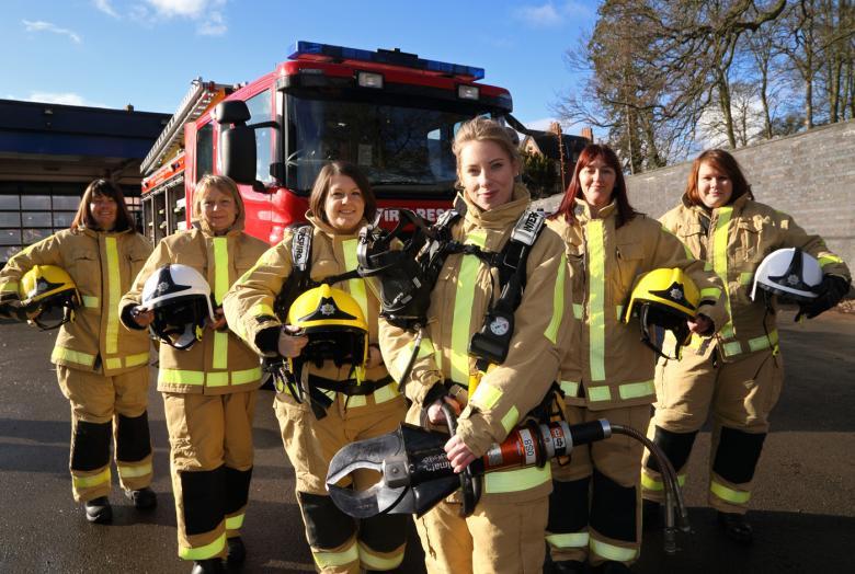 "Naziv ""fireman"" diskriminira naše kolegice?"