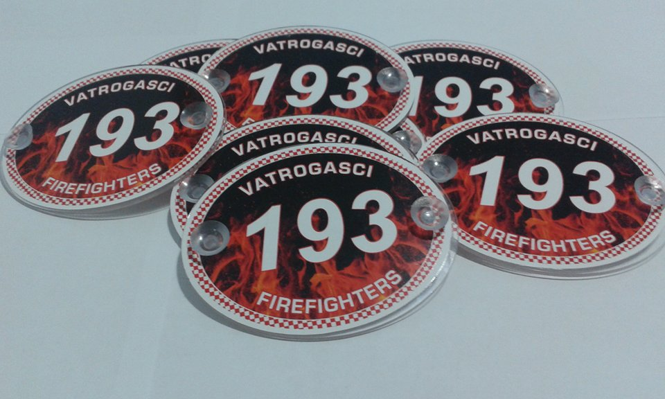 MALI OGLASI: Prepoznavanje vatrogasnih heroja uvijek i svugdje