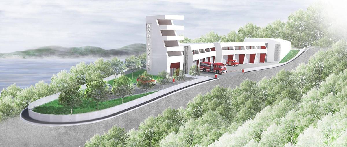 Supetar dobiva multifunkcionalni vatrogasni dom vrijedan 2 milijuna eura