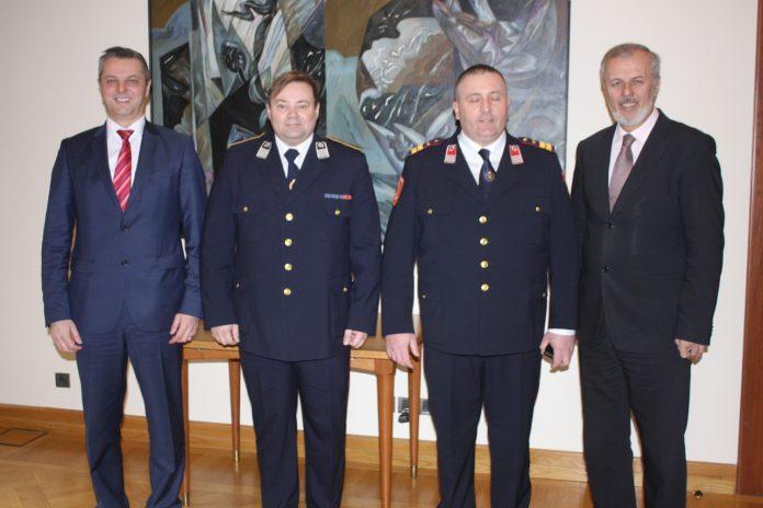 Novi Zakon o vatrogastvu: Međimurski vatrogasci kod saborskog zastupnika Kovača