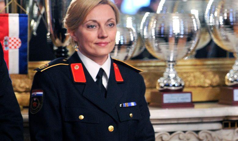 Marijana Petir kandidirala Hrvatsku vatrogasnu zajednicu i sve hrvatske vatrogasce za nagradu 'Europski građanin godine'
