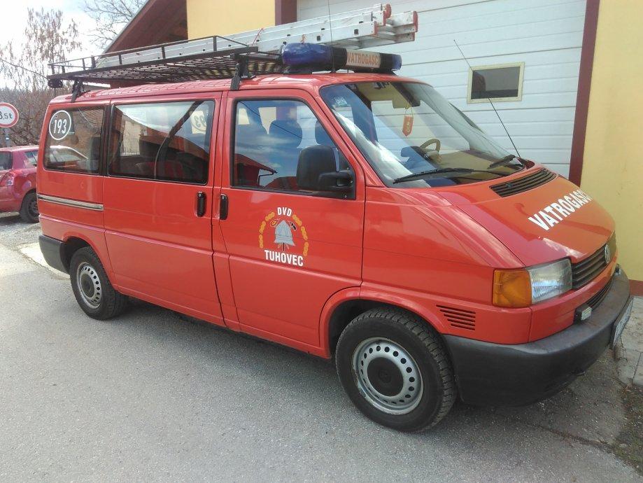 MALI OGLASI: Kombi vozilo VW Transporter 1.9 TD