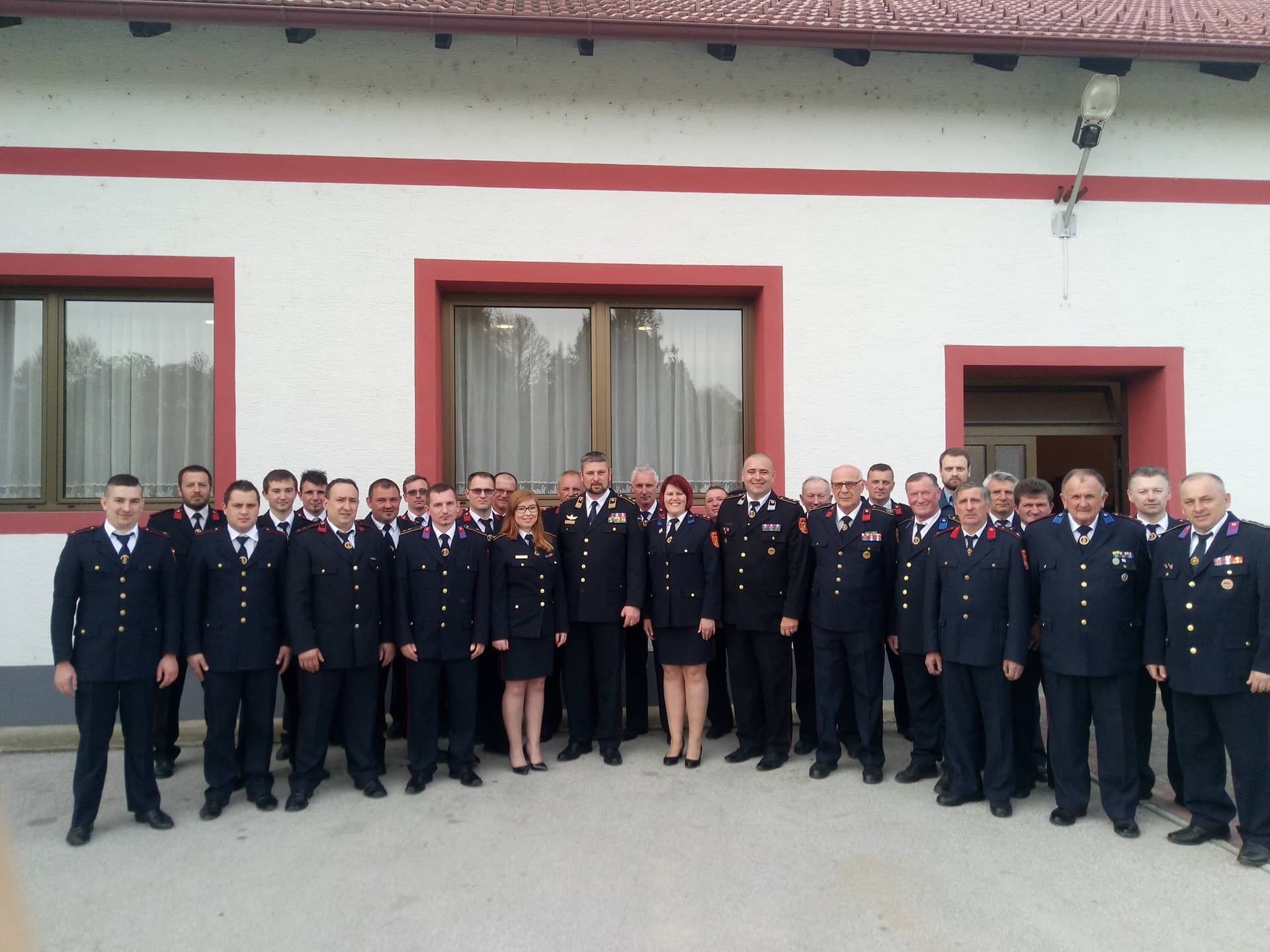 MARTIJANEC: Svečana sjednica Skupštine Vatrogasne zajednice općine Martijanec