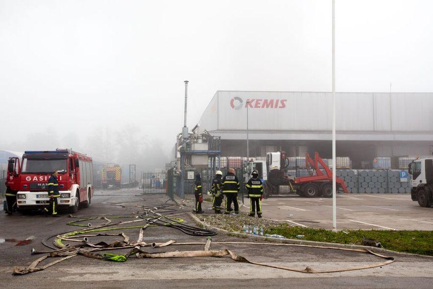 Neke zabrinjavaju intervencije koje nisu medijski praćene, a imaju utjecaj na zdravlje vatrogasaca