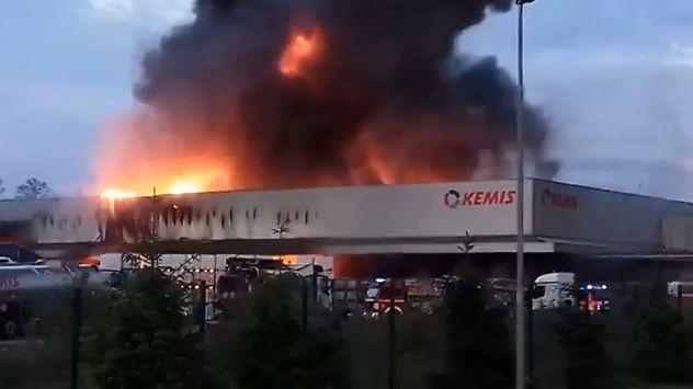 Slovenija: 'Dobrovoljni vatrogasci koji nisu na teškim intervencijama također mogu biti izloženi opasnim tvarima'
