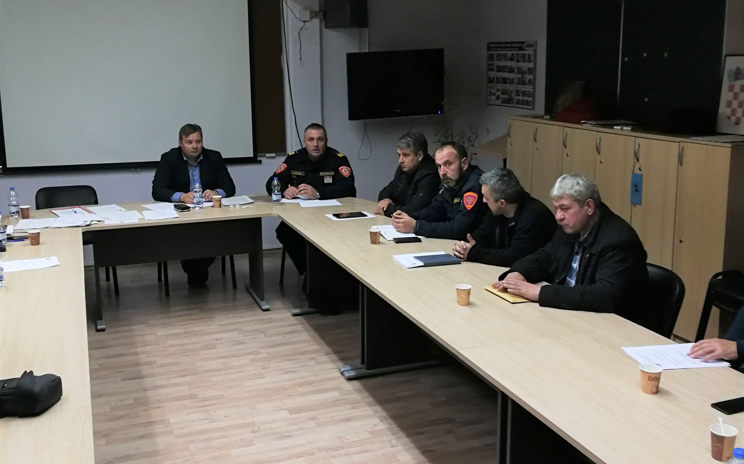 ČAKOVEC: Održana Sjednica Predsjedništva Vatrogasne zajednice Međimurske županije