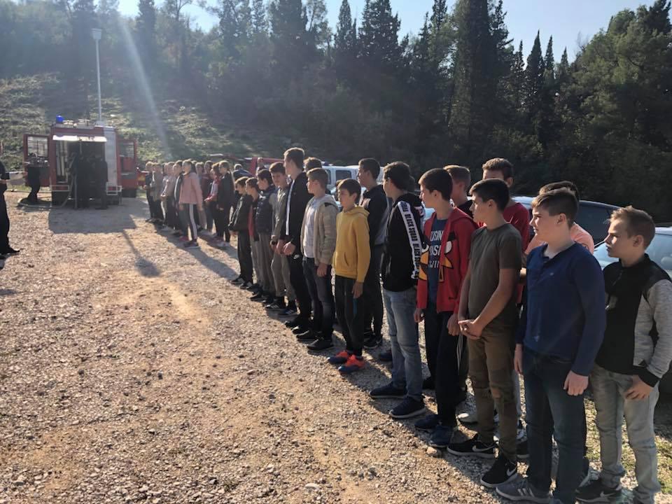 METKOVIĆ: Prvo okupljanje mladih vatrogasaca