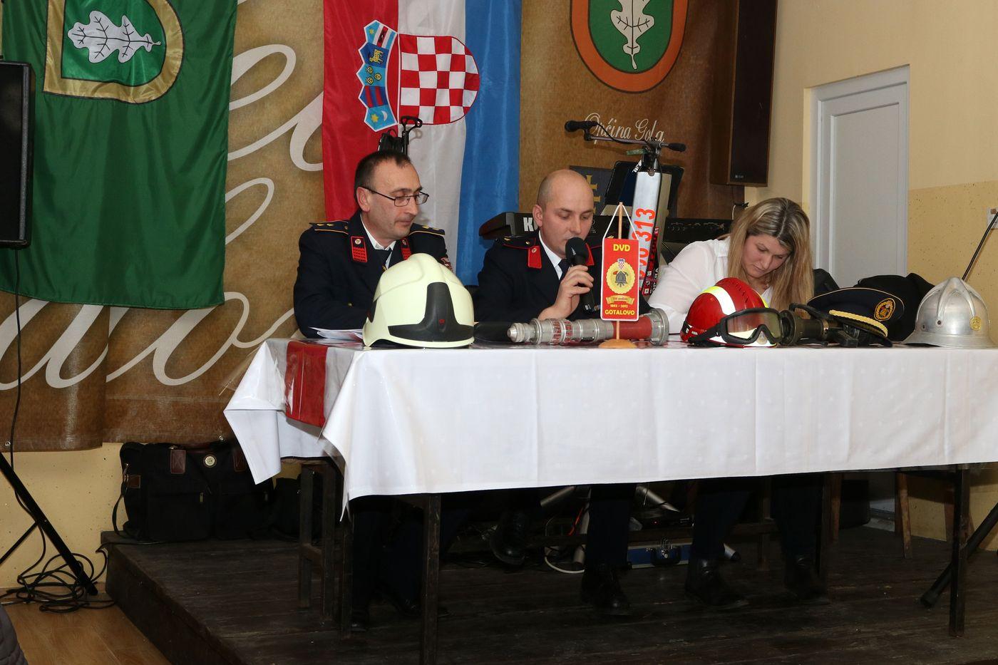 GOTALOVO: Održana 127. redovna sjednica Skupštine DVD-a Gotalovo