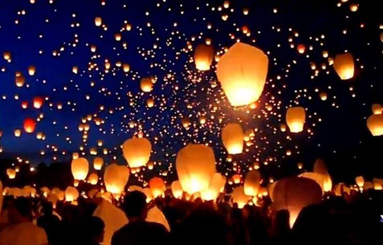 KOMENTAR: Je li puštanje letećih lampiona bezazleno praćenje trendova iz inozemstva?