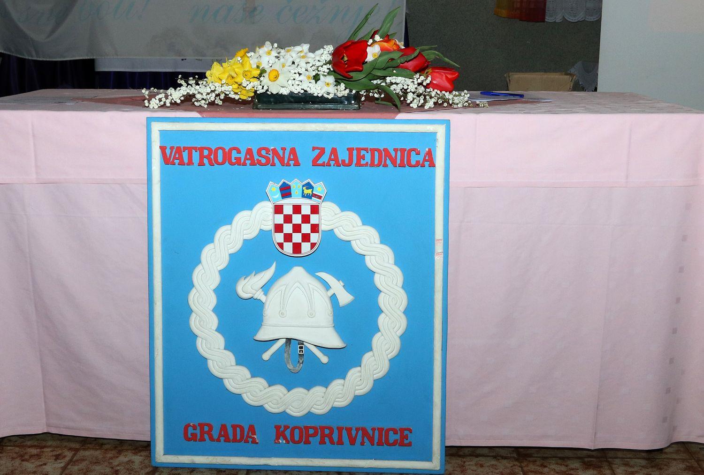 ŠTAGLINEC: Održana 57. redovna godišnja sjednica Skupštine Vatrogasne zajednice Grada Koprivnice