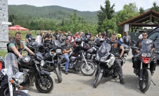 RED KNIGHTS CROATIA: Dobri momci opakog izgleda – bili smo na okupljanju vatrogasaca motociklista
