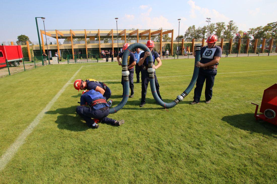ĐURĐEVAC: Održano treće vatrogasno natjecanje Požarnog područja Đurđevac
